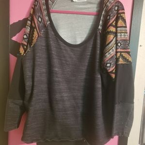 Maurices Top/ light sweatshirt